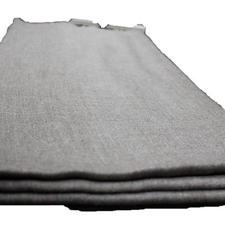 Genuine Kullu Pashmina Women Shawl-Light Grey Color Plain