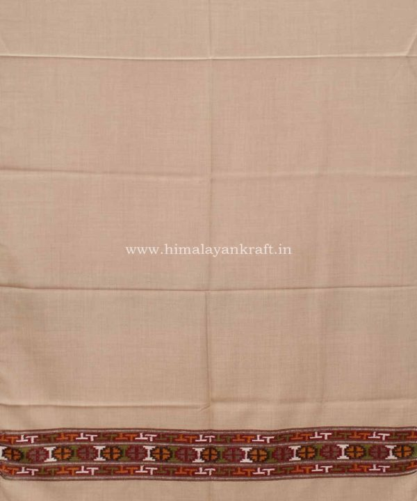 Women White Shawls - www.himalayankraft.in
