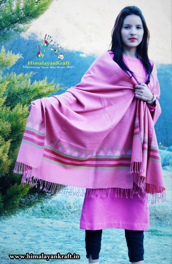 Women Marino Wool Shawl
