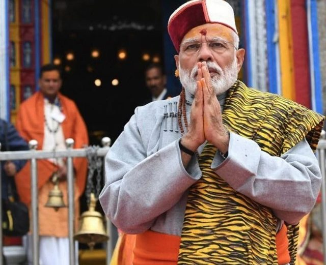 PM Modi Love To Wear Himachal Cap